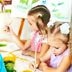 Art Lessons 5-8 years