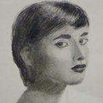 Audrey Hepburn crop