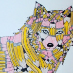 Wolf Pencil Transformation2