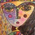 Picasso Face-Intermediate Art