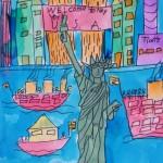 Drawing and Mixed Media2, 7-8 years