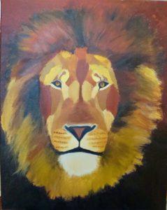Sammy, Lion