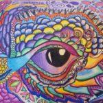 Dragon Eye, by Sriya, age 10