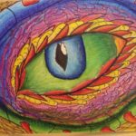 Dragon Eye, by Hayley, age 12