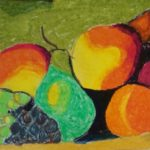 Cezanne Still Life-Intermediate Art